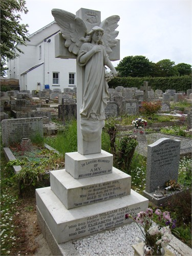 William Ivey grave